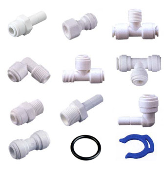 NSF Certified Push Connect Style Fittings
