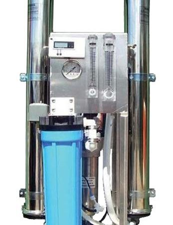 Dual Membrane Industrial Reverse Osmosis Units