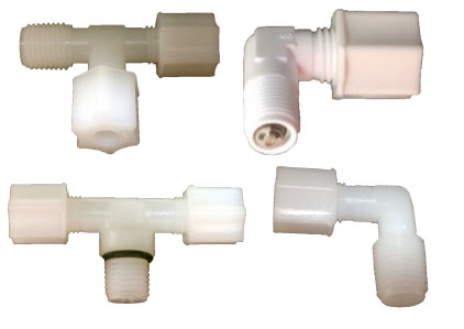 Jaco Style Compression Fittings