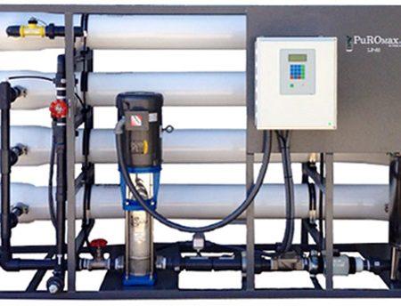 Multi Membrane Industrial Reverse Osmosis Unit: LP40