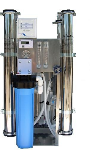 Quad Membrane Industrial Reverse