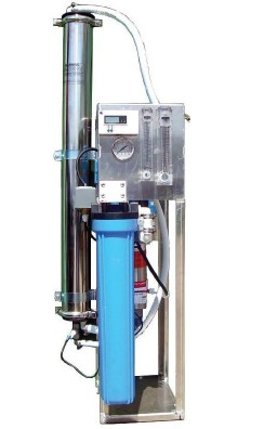 Single Membrane Industrial Reverse Osmosis Units