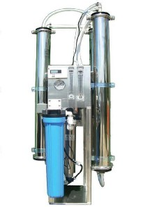 Triple Membrane Industrial Reverse Osmosis Units